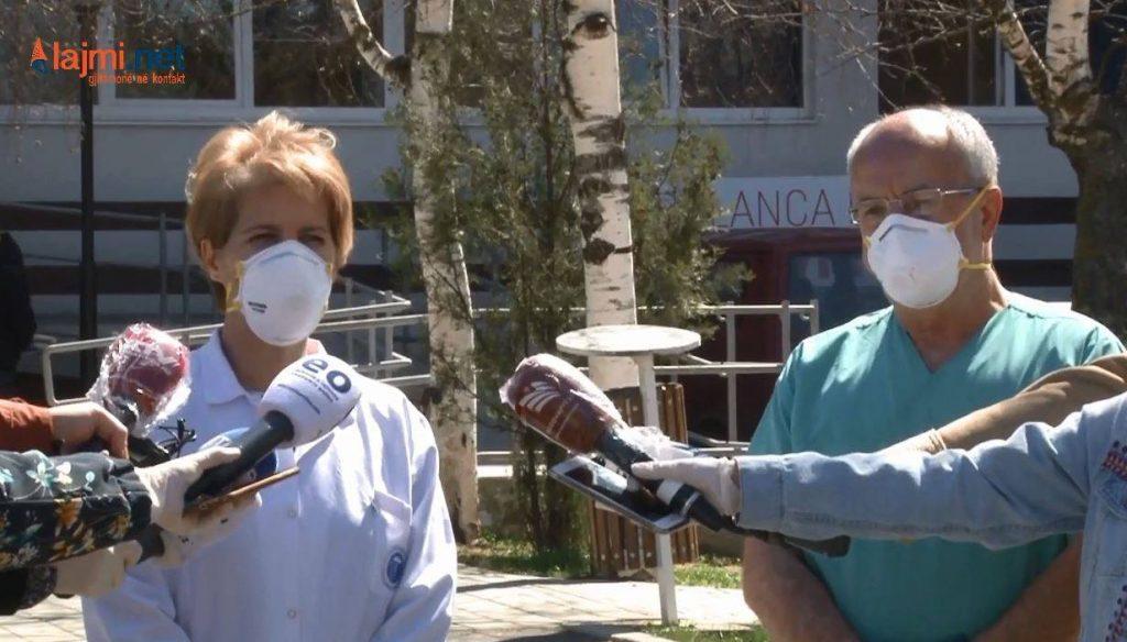 Pacienti që vdiq mbrëmë nga koronavirusi ishte një 56 vjeçar nga Prishtina  vuante edhe nga sëmundje tjera