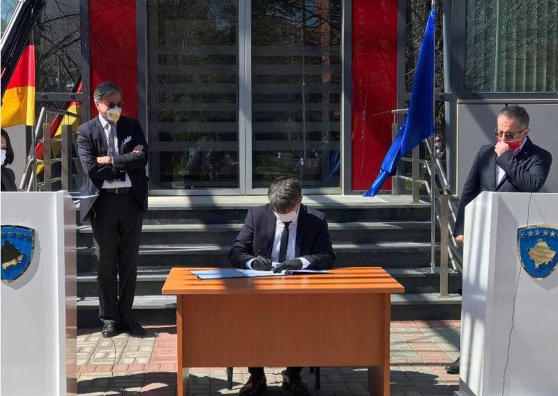 Qeveria gjermane ndan dy grante për Kosovën