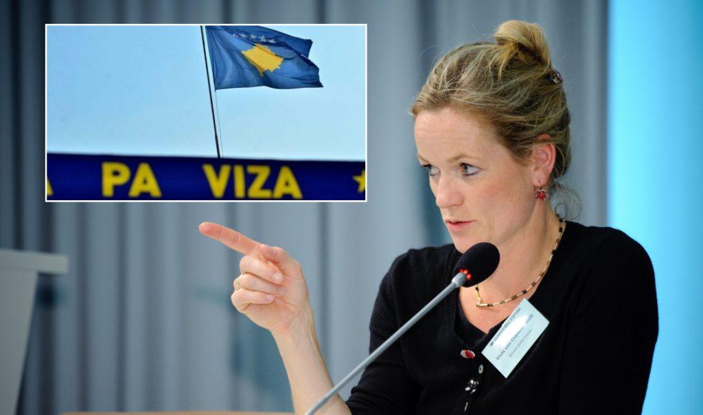 Raportuesja për Kosovën në PE  Franca  Gjermania dhe Holanda ngadalësuan procesin e liberalizimit